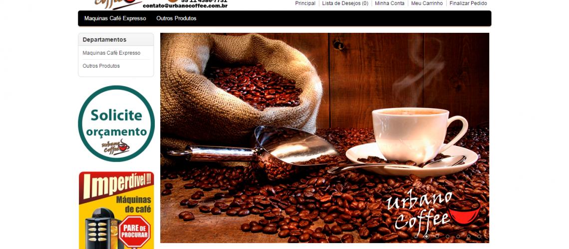 Loja Urbano Coffee