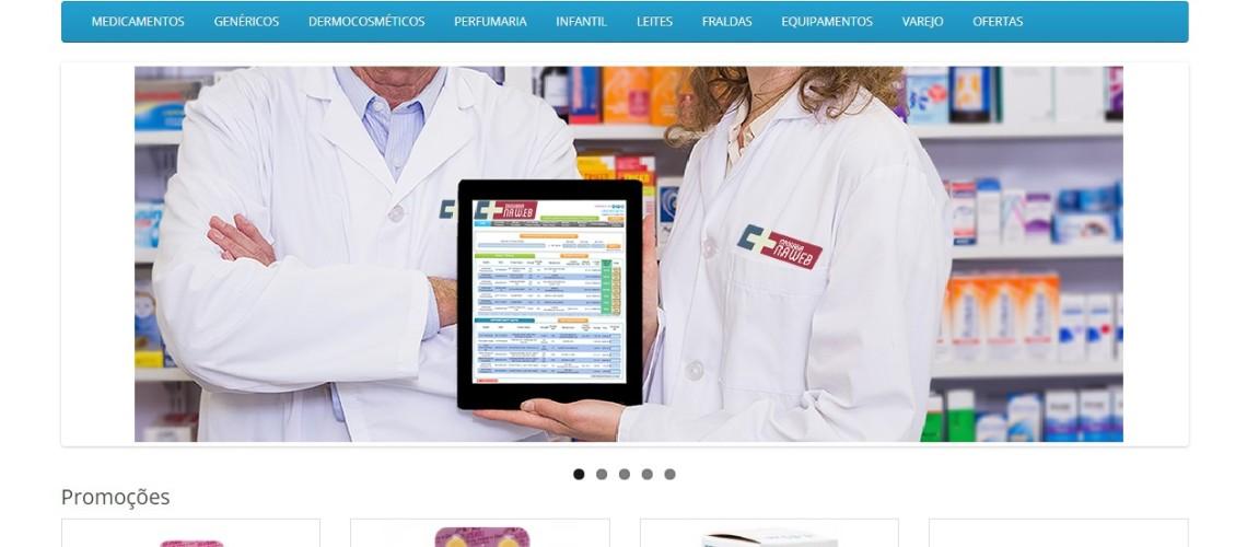 Drogaria na Web